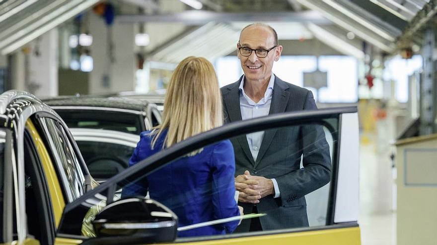 Volkswagen empieza a producir el SUVID.4, que presentará en septiembre