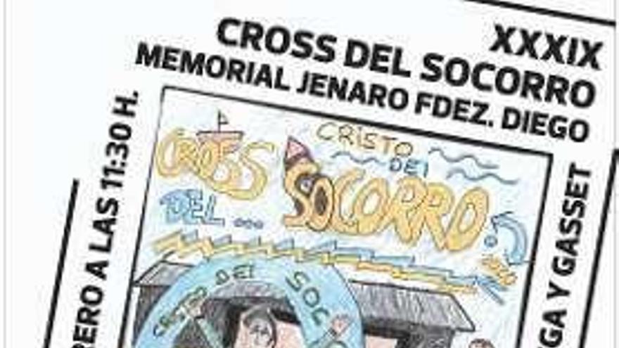El Cross escolar del Socorro espera contar con al menos doscientos atletas