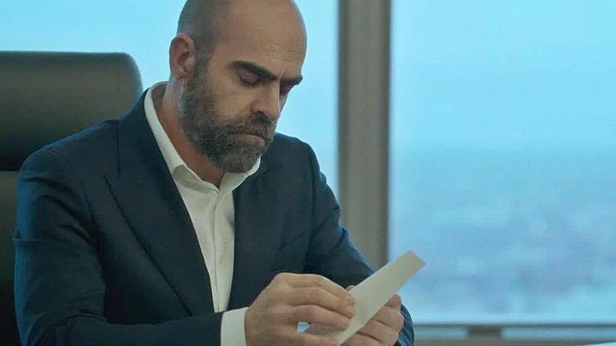 Netflix estrena hoy la serie 'Los favoritos de Midas', protagonizada por Luis Tosar