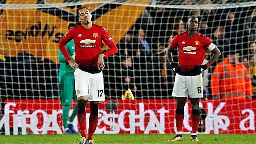 El City de Silva se mete en las semifinales de la Copa inglesa; el United, eliminado