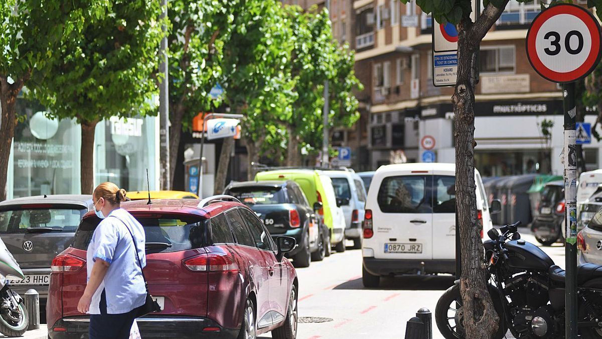 Reducen la velocidad máxima en la mayoría de calles de la Región