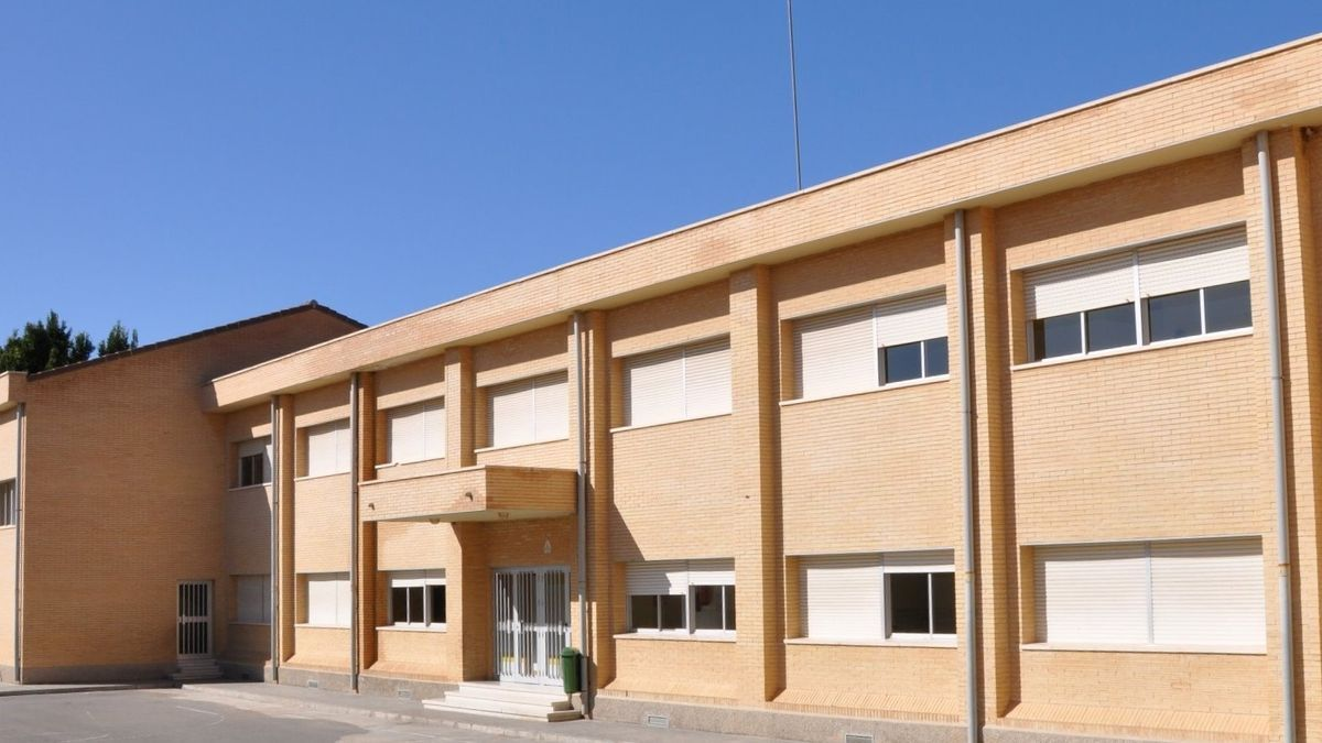 Un centro educativo de Crevillent.