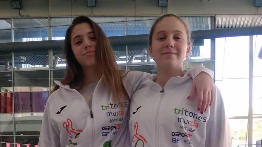 Dos integrantes del Tritones estarán en el Campeonato de España