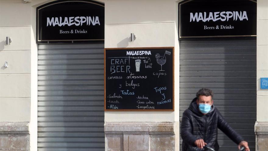 De la Torre destaca la bajada de incidencia por segundo día consecutivo en Málaga