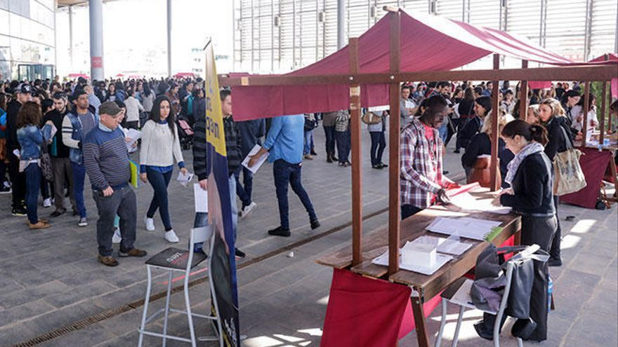 Jobmesse auf Mallorca: 1.658 Stellen zu besetzen