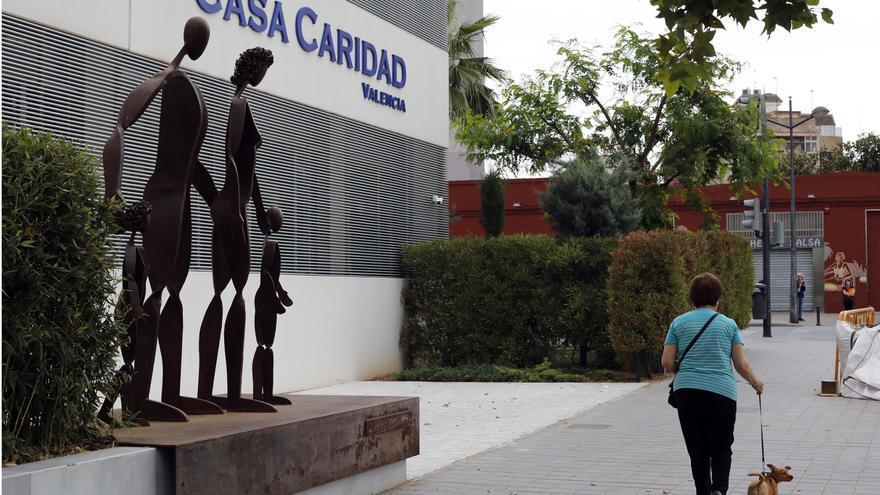 Servicios Sociales invierte 900.000 euros en Casa Caridad