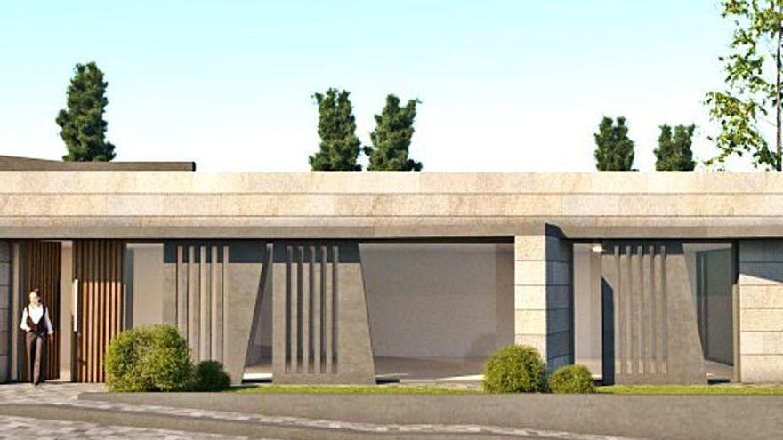 El Concello ya tiene proyecto para construir el local social de Gondar