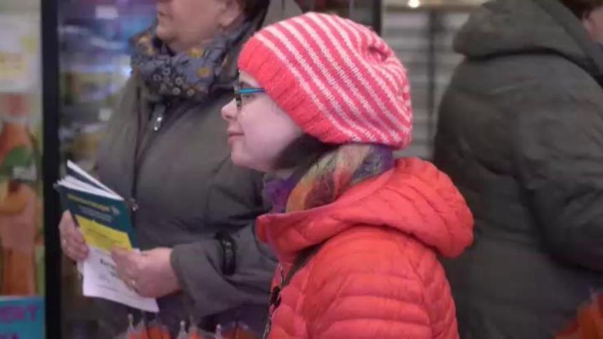 Una joven con síndrome de Down, candidata a las municipales en Francia