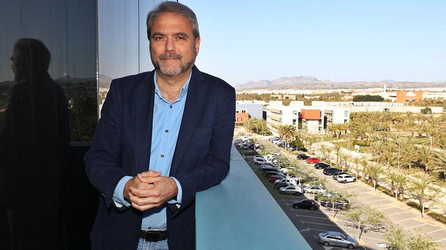 Juanjo Ruiz: «Las universidades no pueden seguir con la misma financiación que en 2010»