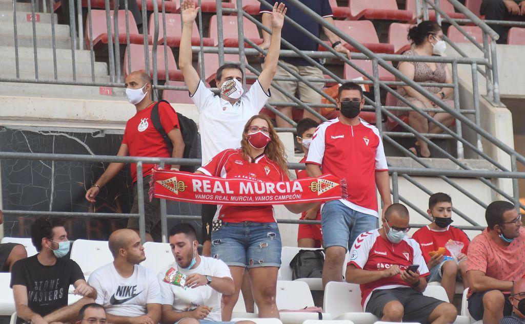Real Murcia - Intercity