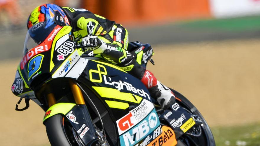 Navarro repite segundo puesto en Le Mans