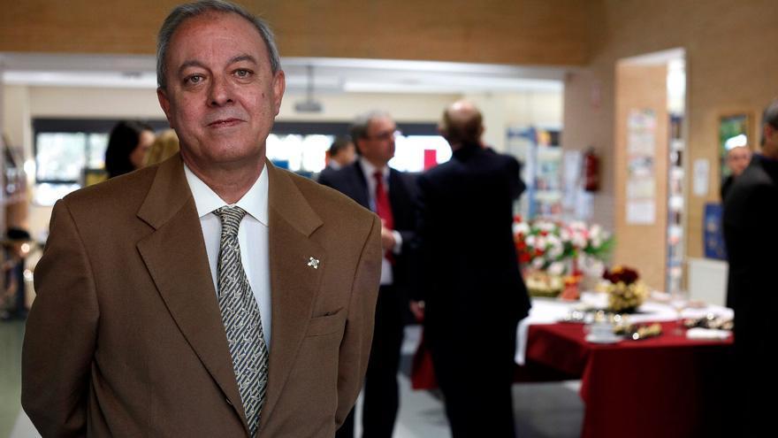 José Ramón Solano Rodríguez, inspector de Hacienda y expresidente del Hércules
