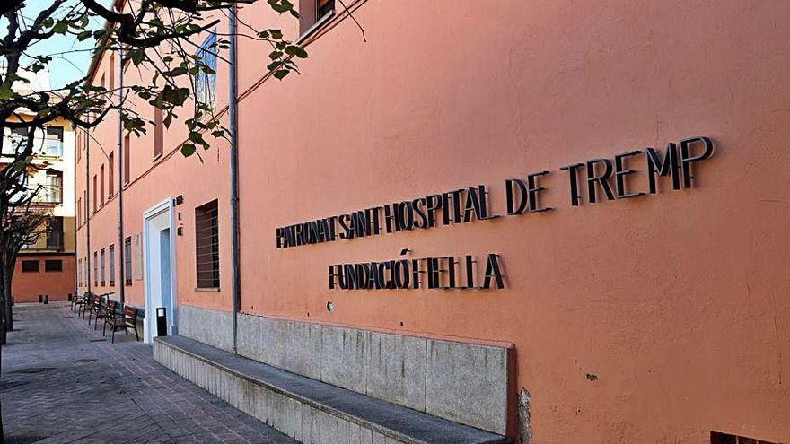 El brot a la residència Fiella de Tremp ja suma 49 defuncions i 126 positius