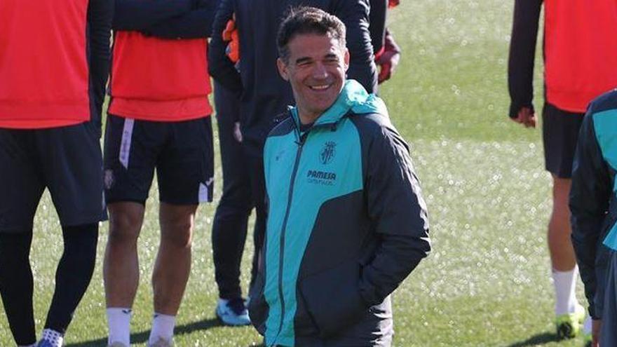 """Luis García: """"El Villarreal no va a cambiar su idea de juego ante el Eibar"""""""