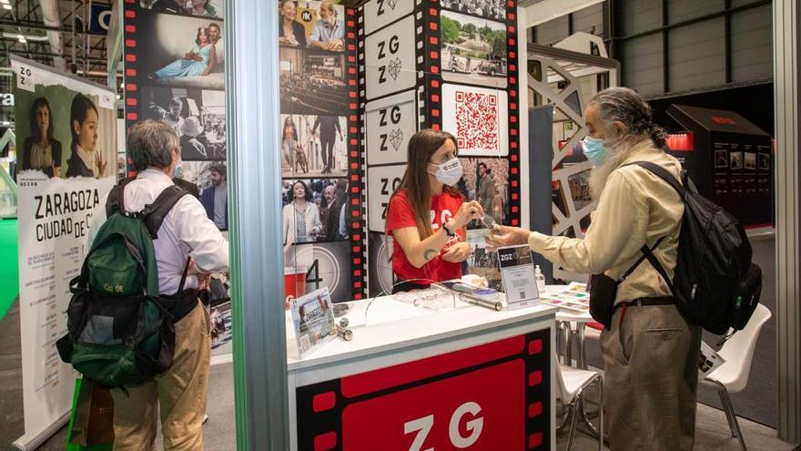 Zaragoza explota la figura de Goya y mira al turismo LGTB+ en Fitur