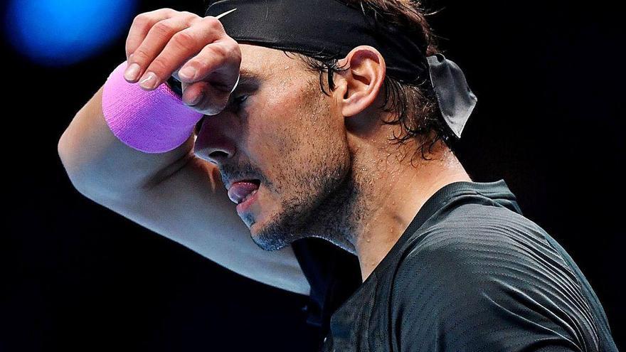 Nadal y Djokovic caen en semifinales