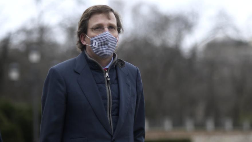 """Martínez Almeida: """"Las infantas no le han quitado la vacuna a ningún español"""""""