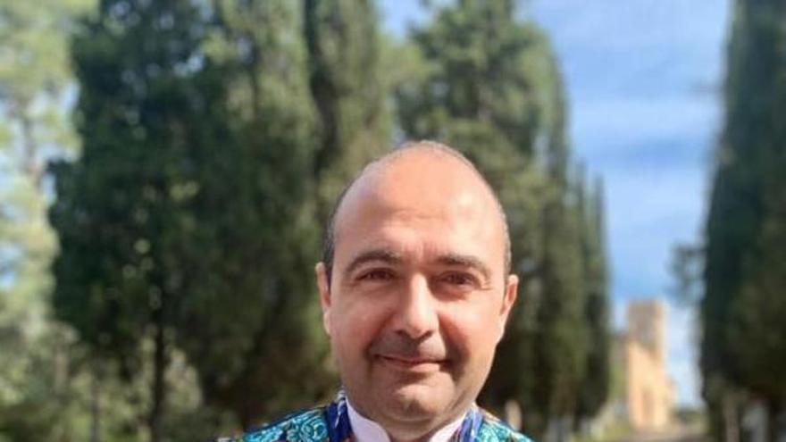 Las fallas de Alberic eligen presidente a Pérez Espinosa