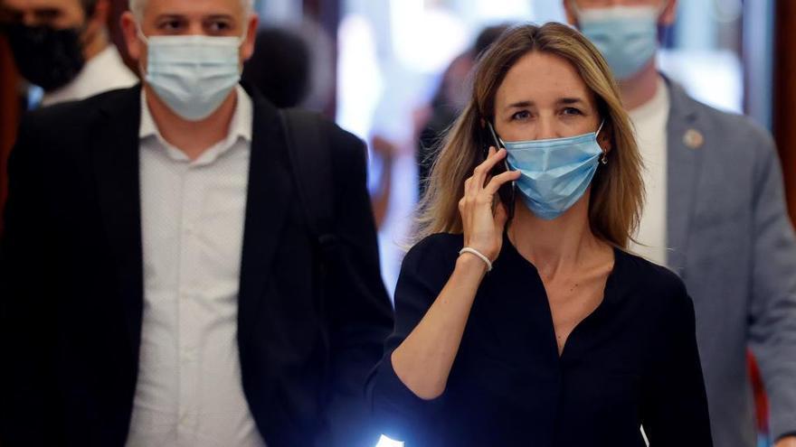 Cayetana Álvarez de Toledo denuncia que el PP no le permite acudir a los plenos