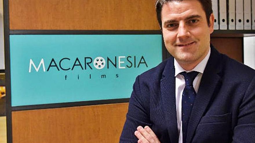 Jaime Romero: «Competimos en todo momento para traer grandes proyectos a Canarias»