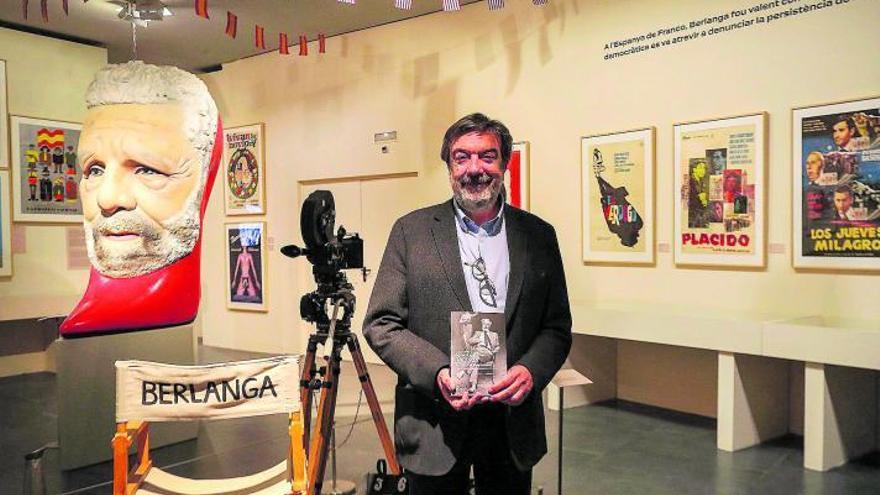 «La censura se inventó para Berlanga y Bardem»