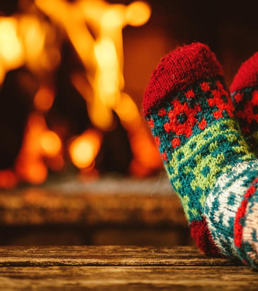Trucos sencillos para mantener los pies calientes