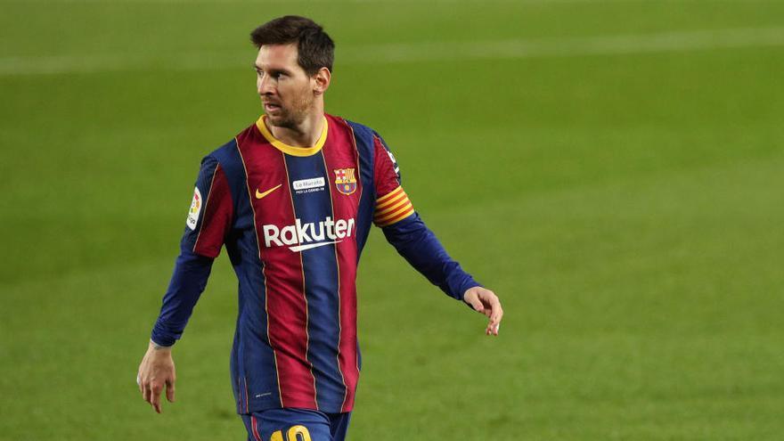 Messi iguala un histórico récord de Pelé
