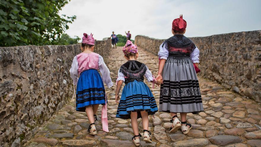 Las imágenes más guapas y más turísticas de Cangas de Onís