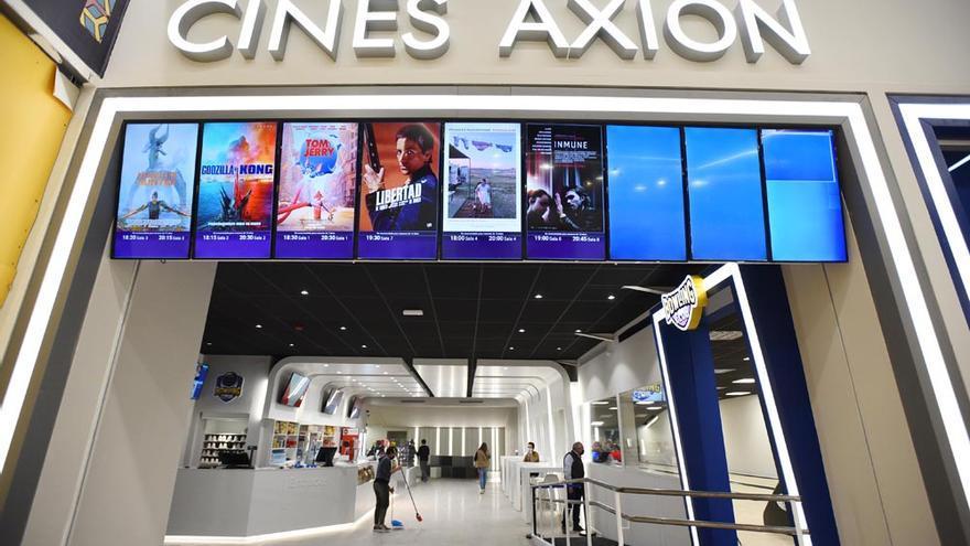 Abren en Córdoba los nuevos cines Axion