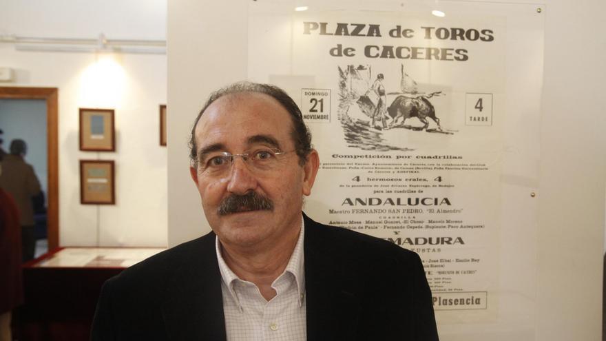 Fallece César García, protagonista de la historia de los últimos 40 años de Cáceres