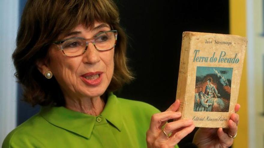 El Año Saramago se abre con la publicación de su obra inédita en castellano 'La viuda'
