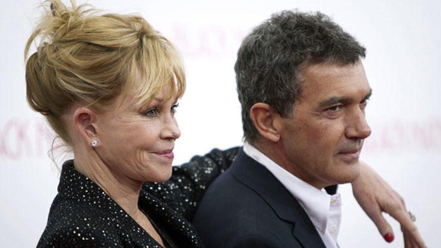 El inesperado gesto de amor de Melanie Griffith hacia Antonio Banderas