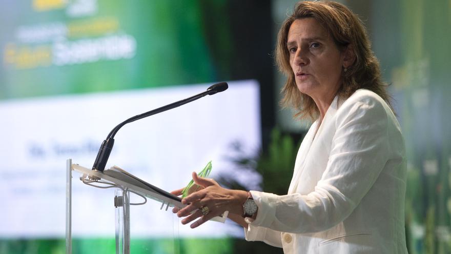 Ribera apela a un debate urgente sobre empleo y movilidad para una recuperación verde
