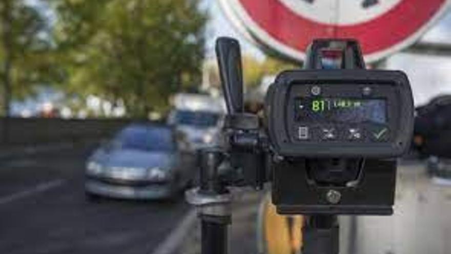 Un radar de Gran Canaria, entre los que más multan en las carreteras de España