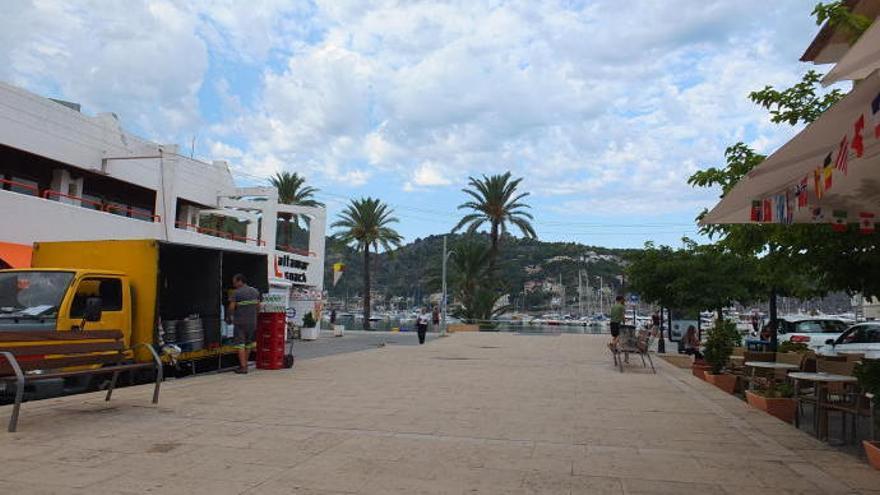 Sóller muss umstrittene Strandbar an Uferpromenade zulassen