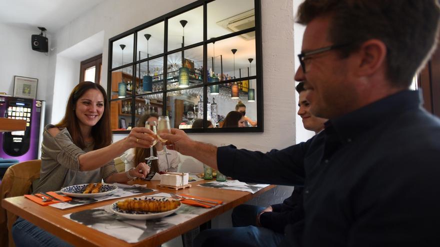 Diez tabernas de la Judería organizan una cata de vinos y tapas