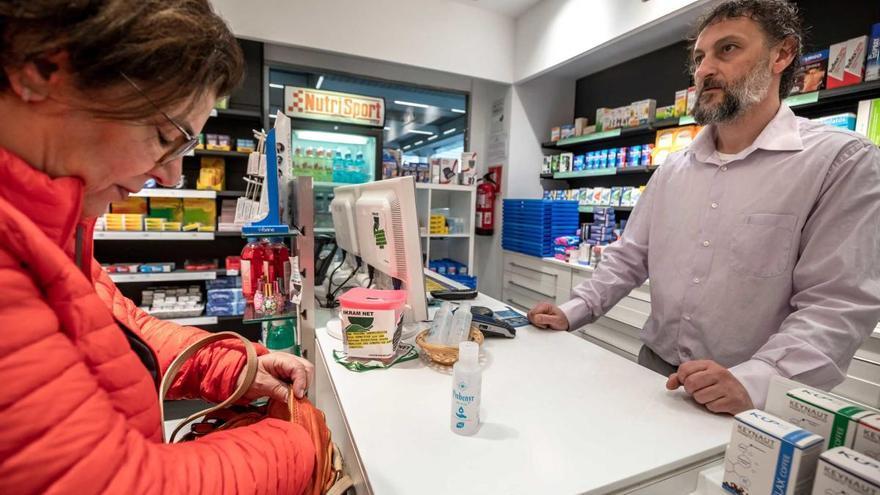 Las farmacias adquieren un 25% más de antidepresivos y ansiolíticos
