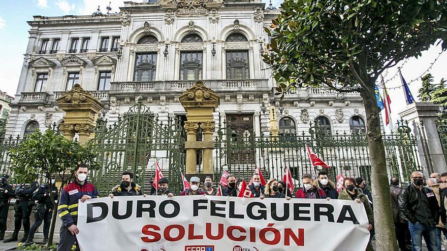 El Estado ultima el rescate de Duro Felguera tras avanzar en el acuerdo con la banca