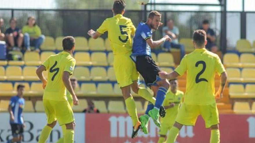 El Villarreal B se juega algo más que tres puntos en el Rico Pérez