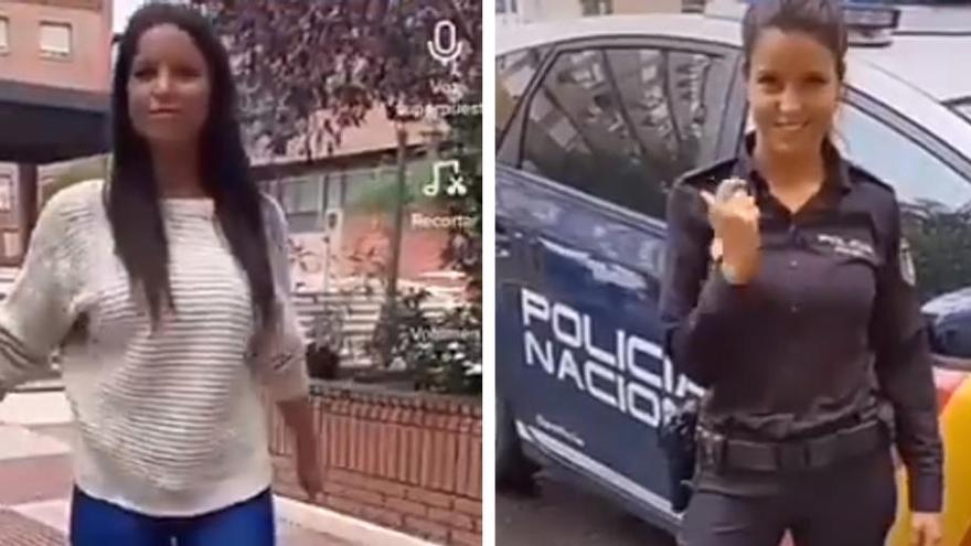 La Policia Nacional s'estrena a TikTok
