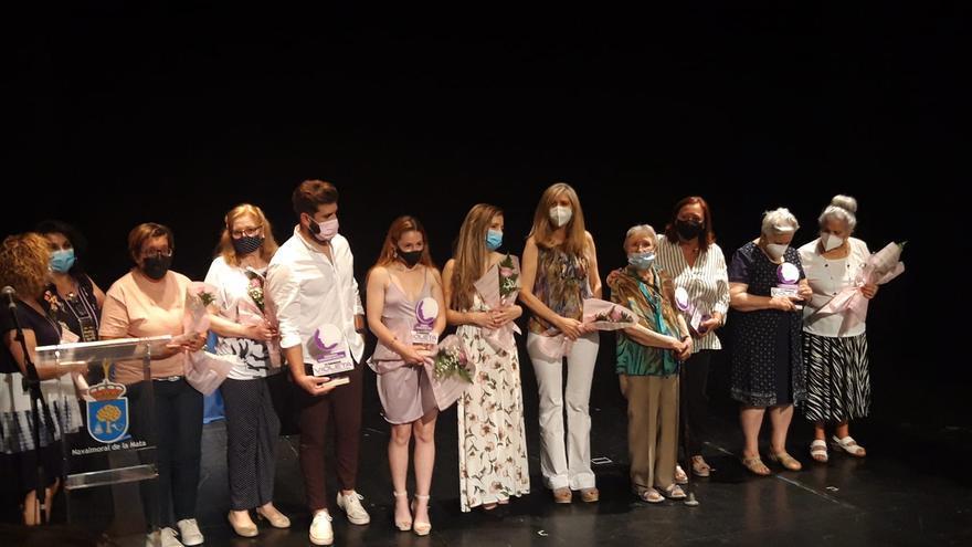 Los VI Premios Violeta destacan la labor y entrega de varias mujeres en Navalmoral de la Mata