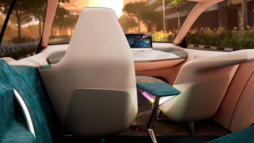BMW en el CES 2019: un viaje virtual hacia la conducción autónoma