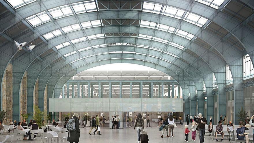 Adif licitará el 31 de diciembre la reforma de la estación, que debería concluir a finales de 2025