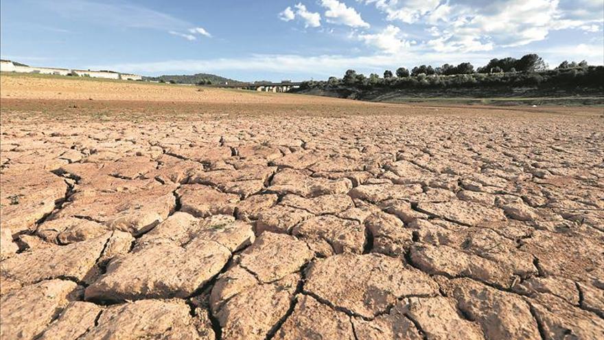 Castellón cerrará el año con sequía extrema y déficit de lluvias del 30%