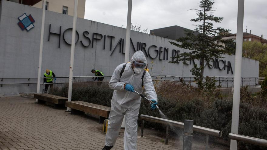 El COVID avanza con fuerza en Zamora: 77 casos nuevos