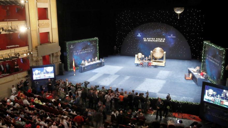 ¿Habrá público en el Sorteo de la Lotería de Navidad 2020?