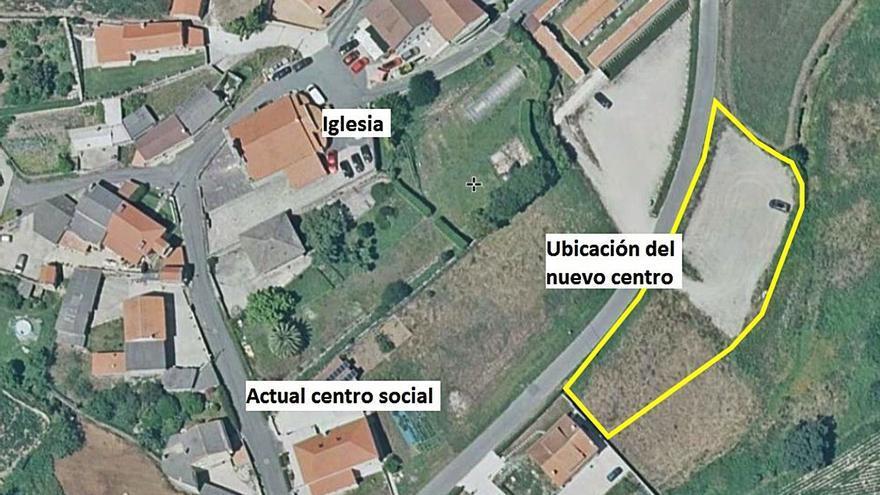 Arteixo construirá en Monteagudo un centro social que sustituirá al actual