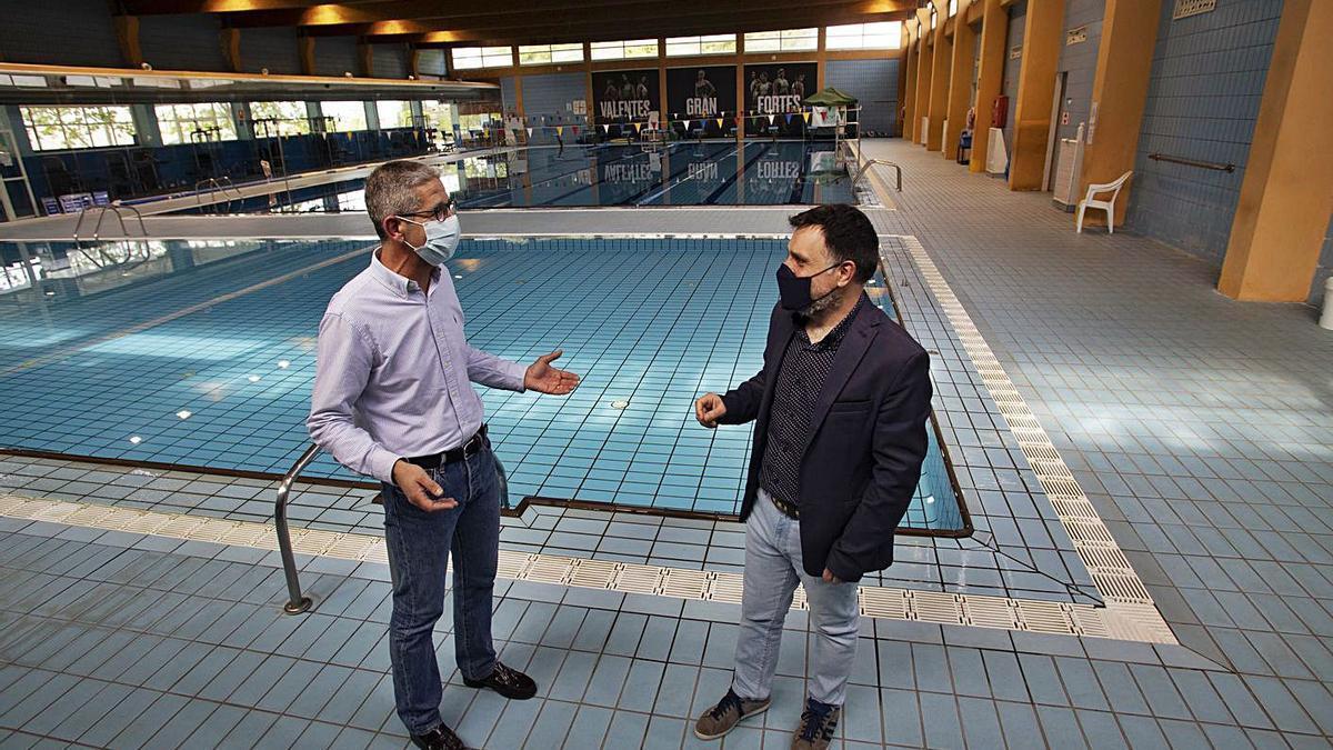 Anuncian la reapertura de la piscina cubierta | PERALES IBORRA