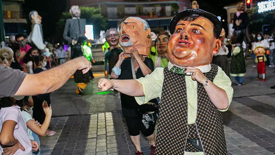 Cehegín inicia las fiestas con un pasacalles y la apertura de la feria