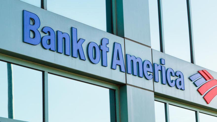 Bank of America gana un 15% menos en el tercer trimestre